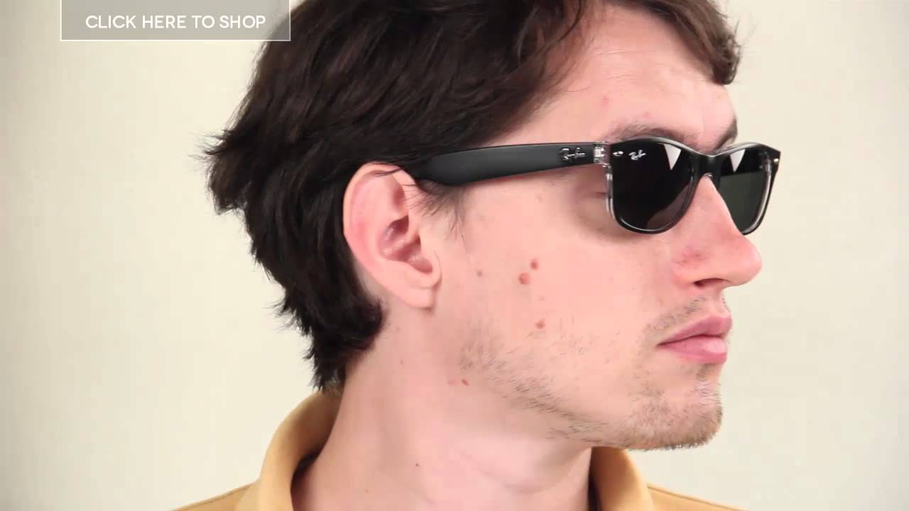 Ray-Ban New Wayfarer RB2132 6052 Sunglasses Review | VisionDirectAU