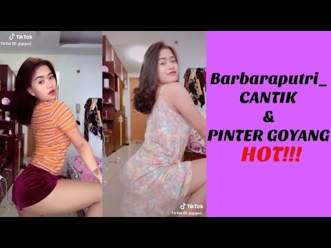 CANTIK DAN PINTER GOYANG   ID TIKTOK : Barbaraputri_ / Gigigusi_