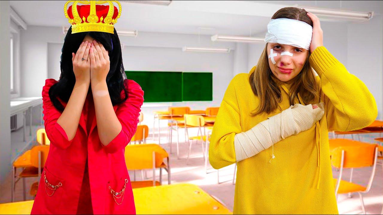 Elena se Transforma în Printesa si se Razbuna pe Andreea Compilare