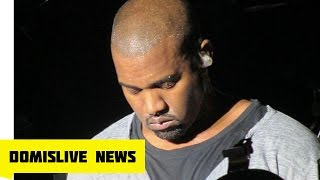 KANYE WEST HOSPITALIZED Handcuffed in Ambulance in Los Angeles, California