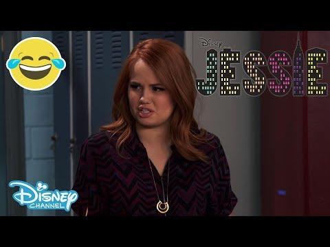 Jessie - Funny Luke Fail - Official Disney Channel UK HD