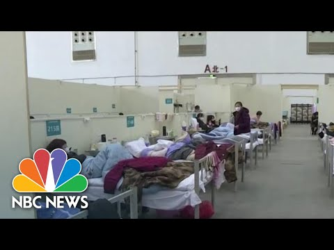 Number Of COVID-19 Cases Soars To Over 40,000 In China | NBC Nightly News