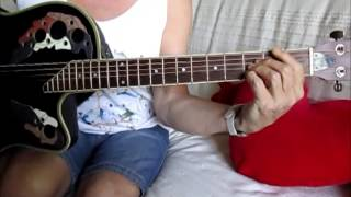 """How To Play """"How i Can Be Shure"""" The Young Rascals Guitar Lesson"""