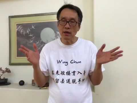 iYikkam WCW: proper mind set is critical for studying Wing Chun