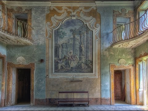 Urbex Villa Sbertoli