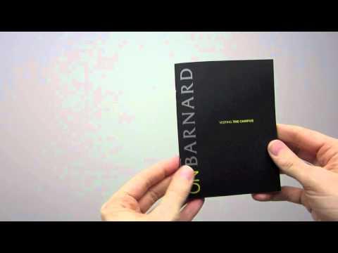 Barnard College: Visit Brochure (0:32)