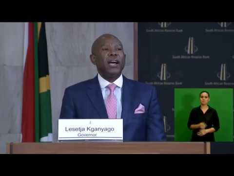 SA Reserve Bank leaves repo rate unchanged