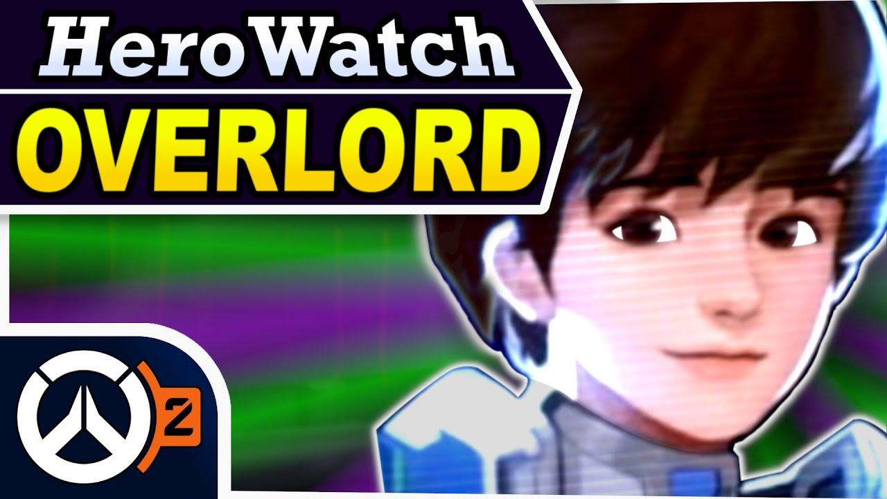 Download Overwatch 2 - OVERLORD New Hero Candidate Breakdown (HeroWatch)