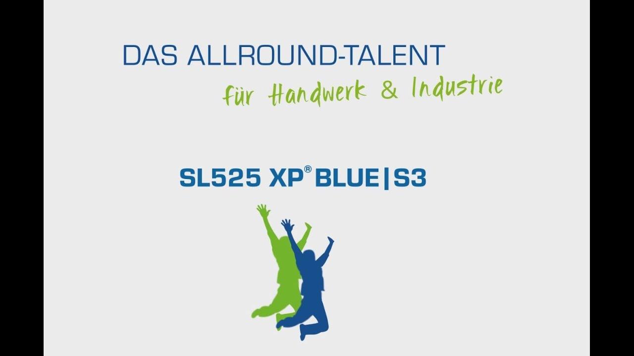 Atlas Sicherheitsschuh SL 525 XP Blue | S3 (Deutsch)