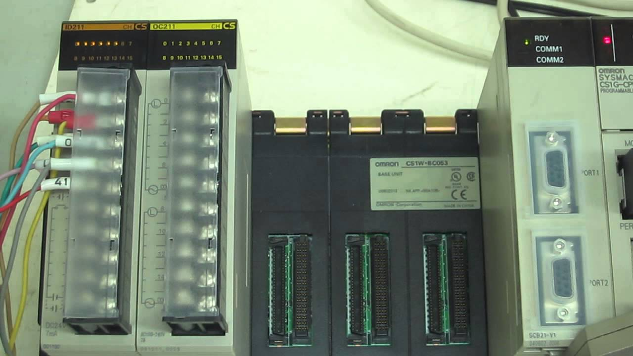 maxresdefault omron cs1w id211 programmable controller (cs series) dc input unit omron id211 wiring diagram at gsmx.co