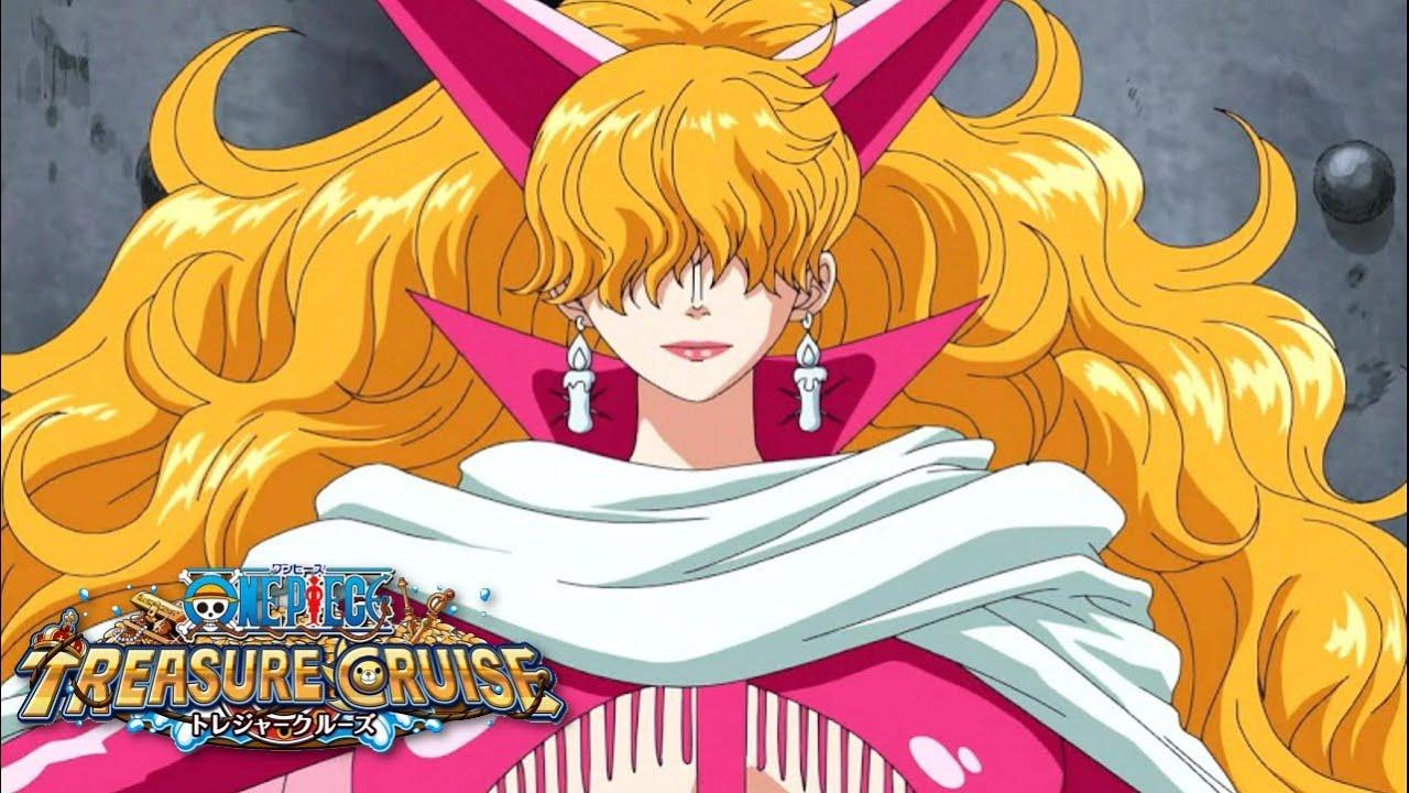 One Piece Treasure Cruise #50 ☆ Sadi-chan 30 Stamina! - YouTube
