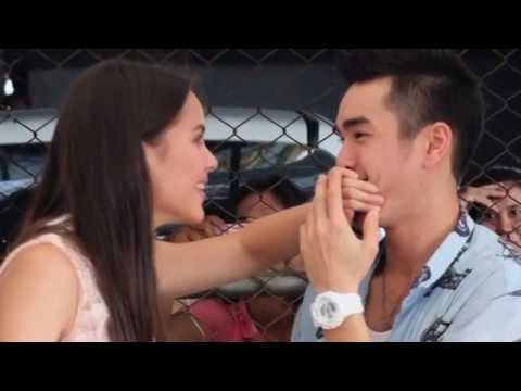 Nadech & Yaya Flirting : เล่นเจ้าชู้ด้วยกัน SO CUTE! MUST SEE - Video by Johnny