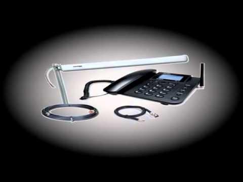 Solar Rural Telephone System - Aquario