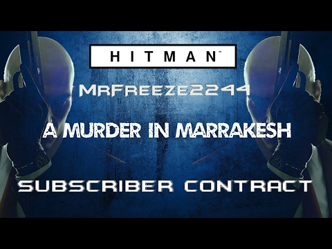 A Murder in Marrakesh (Subscriber Contract)