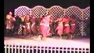 Goan Folk Dances:  KUNNBI Dance 2