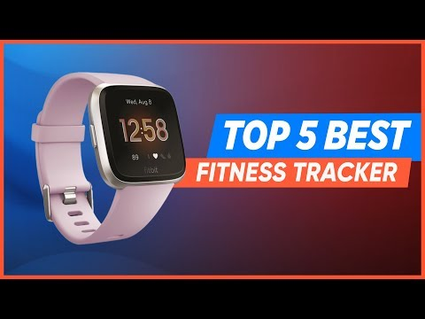Top 5 Best Fitness Tracker Of [2019]