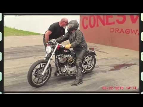 Conesville Dragway Redneck Revival Bike Drags Highlights Youtube