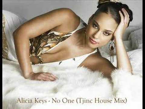 Alicia Keys  No One Tjinc House Mix
