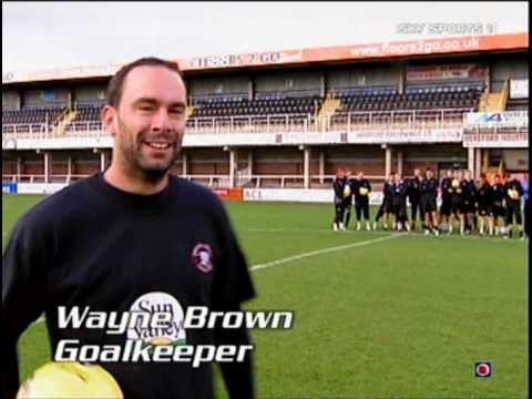 Crossbar challenge Hereford United