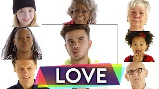 Repeat youtube video 0-100 | What Is Love?
