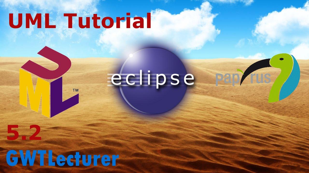 uml tutorial     basics of uml communication diagrams for    uml tutorial     basics of uml communication diagrams for robustness analysis   papyrus   youtube