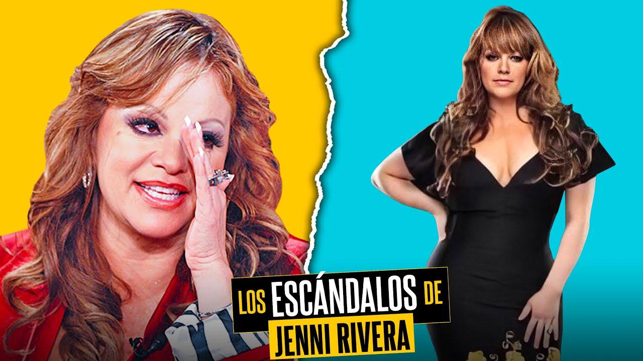 Los Escándalos de Jenni Rivera