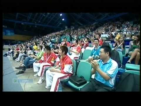 Acrobatic  2010   Men's Groups    China  (silver)