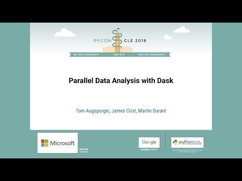 Tom Augspurger, James Crist, Martin Durant - Parallel Data