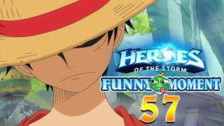 【Heroes of the Storm】Funny moment EP.57