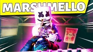 🔥 Evento De MARSHMELLO (REACCIÓN) + Todas Las Canciones - Fortnite Temporada 7