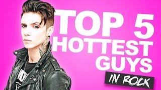 Топ 5 самых горячих парней из Рок музыки - Bryan Stars [Rus Sub]