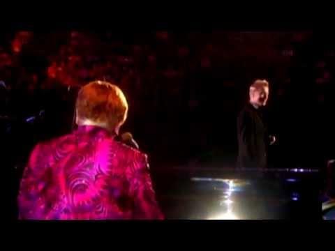 Elton John and Ronan Keating  Your Song