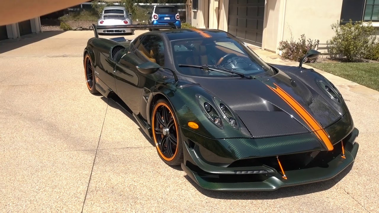 Image result for pagani huayra bc