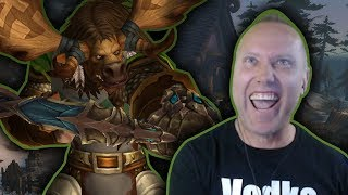 JOINING THE HUNT - New 110 Highmountain BM Hunter & PvP Highlights - Legion 7.3.5