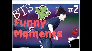 [BTS Funniest Compilation part#2] Kpop Bangtan Vines bts funny  and cute moments