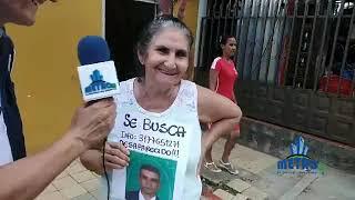 Señora Madre de Luis Carlos Casadiego Persona Desaparecida en el 20 de Julio