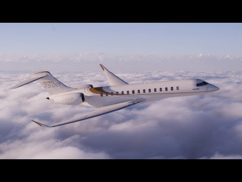 Bombardier's Global 7500 Achieves Certification – BJT