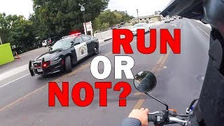COOL & ANGRY COPS   POLICE vs MOTORCYCLE  [Episode 83]