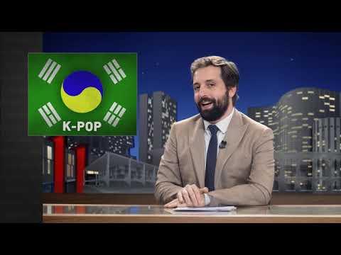 GREG NEWS  K-POP