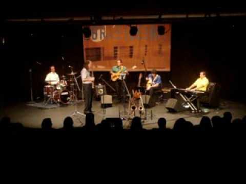 Robson Nogueira, Solo de Piano e Pandeiro