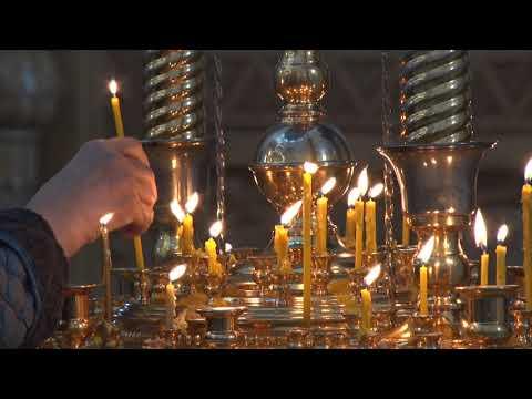 Десна-ТВ: Празднование в честь иконы Божией Матери «Всех скорбящих Радость»