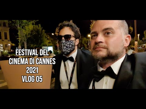 Daily Vlog 05 - Festival di Cannes 2021 #CineFacts.it