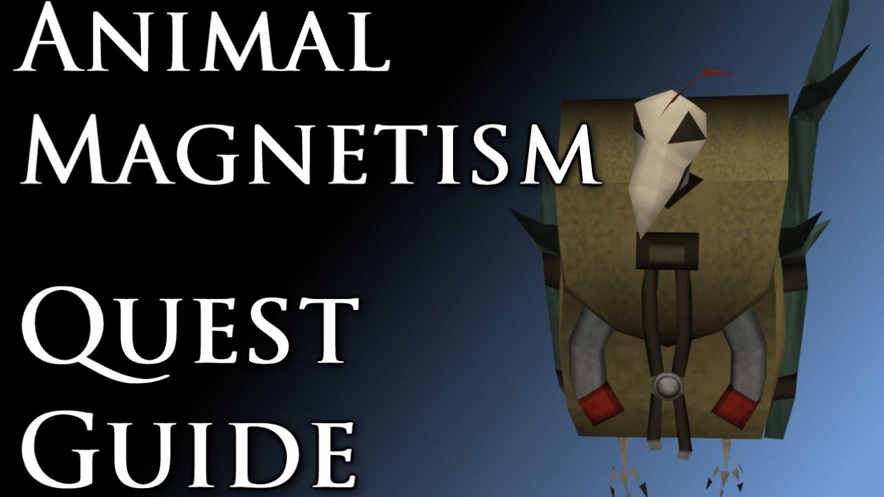 Animal Magnetism | RuneScape Wiki | FANDOM powered by Wikia