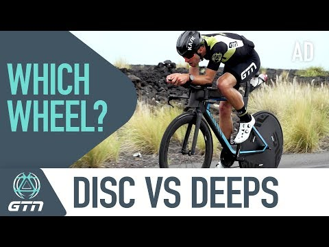 Disc Wheel Vs Deep Section | Which Wheel Should You Race With?