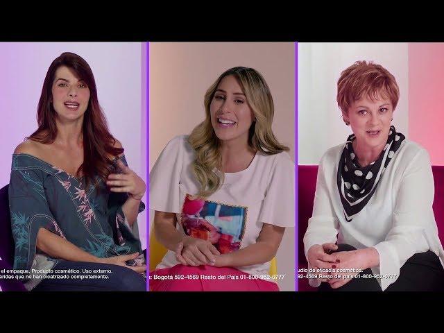 CICATRICURE Gel, Beauty Care y Crema Antiedad (Colombia 2018)