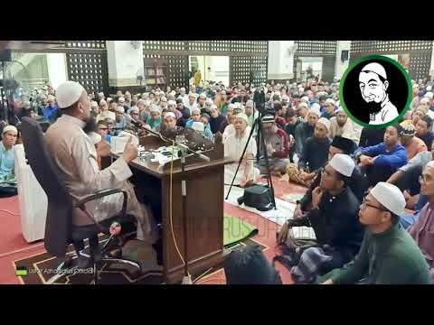 hukum-orang-tak-mandi-wajib---ustaz-azhar-idrus-official