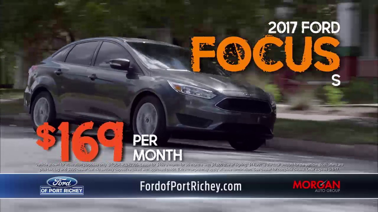 Save At Ford Of Port Richey!