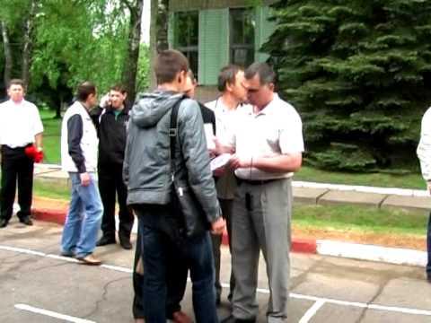 Встреча ветеранов 334 ООСпН в Марьиной Горке