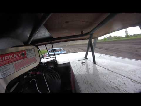 Fiesta City Speedway Pure Stock Heat 8-24-16