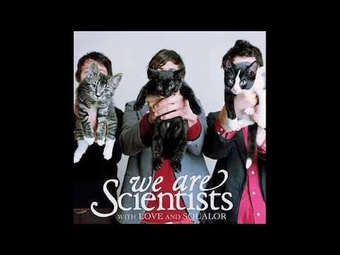 Клип We Are Scientists - This Scene Is Dead